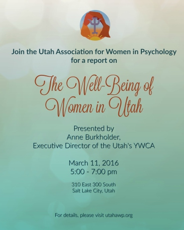 Wellbeing of Women in Utah