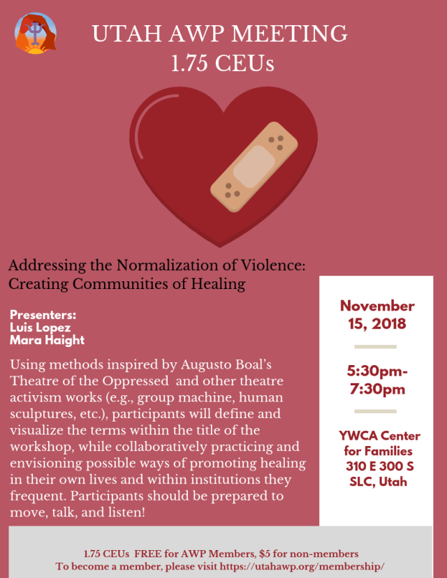 Addressing the Normalization of Violence_ Creating Communities of Healing